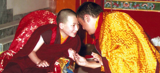 Karmapa and Sharmapa